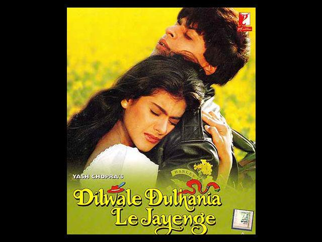 <b>2. Dilwale Dulhaniya Le Jayenge </b><br>Clichéd, as it may sound, this list can never be complete without the mention of this SRK-Kajol blockbuster. Set in the backdrop of a very rustic and equally romantic 'sarson ka khet' set-up, DDLJ explored the nuances of a typical NRI-Punjabi wedding. Even now, more than a decade later, couples still go all dreamy-eyed at the thought of being shot in those green yellow mustard fields.