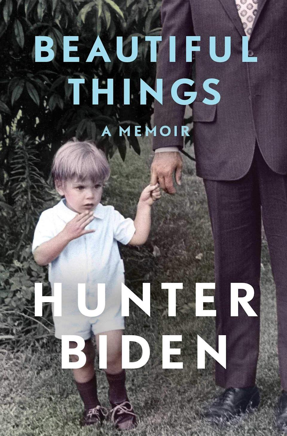 <p>Widely reported moments — the deadly childhood car accident, the loss of older brother Beau, and his descent into addiction — become even more crushing when told in Hunter Biden's own words for his first memoir, but the equally notable happy ending thankfully offers a reprieve. (April 6)</p>