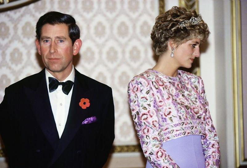 Prince Charles and Princess Diana's ex staffers have aired their dirty laundry in the past. Photo: Getty