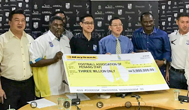 Zainal Abidin Hassan has been brought in by Penang to save them from relegation to the Premier League