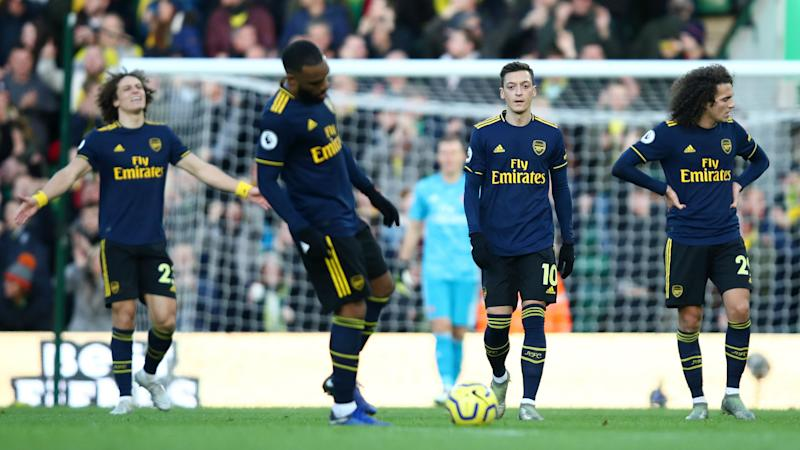 'Arsenal players not good enough & out of their depth' – Merson saddened by Gunners' plight