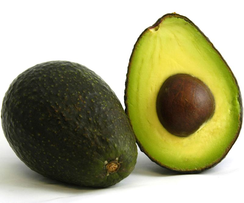 Stone me: If I completely chop up, disguise and hide avocado in other foods, I can tolerate avocados