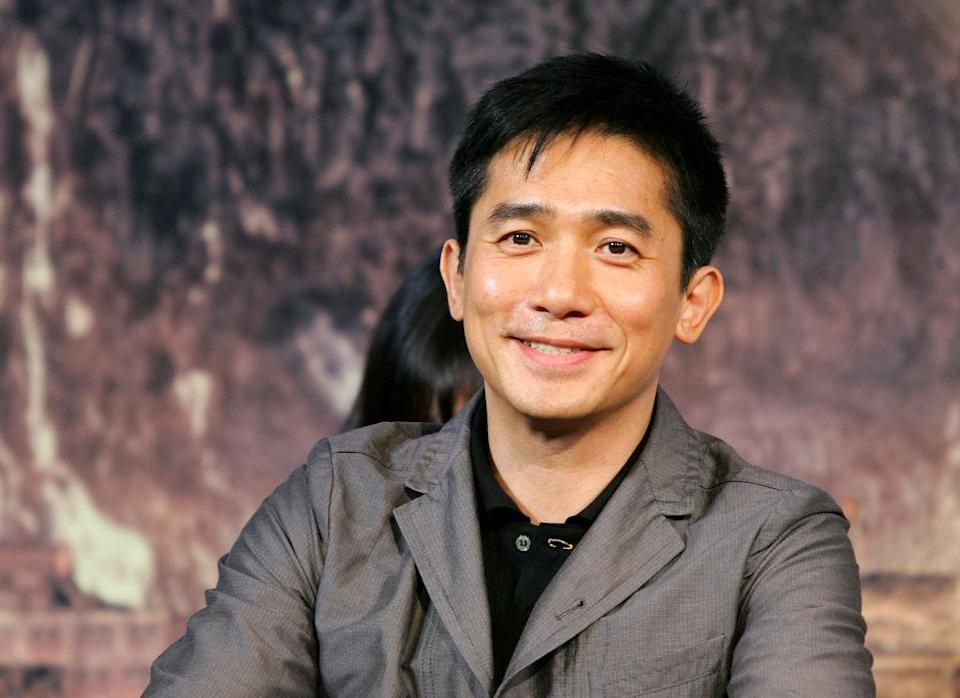 SEOUL, SOUTH KOREA - JUNE 25: Actor Tony Leung attends the 'Red Cliff' press conference at Walkerhill Hotel on June 25, 2008 in Seoul, South Korea. The film will open on July 10th in South Korea. (Photo by Chung Sung-Jun/Getty Images)