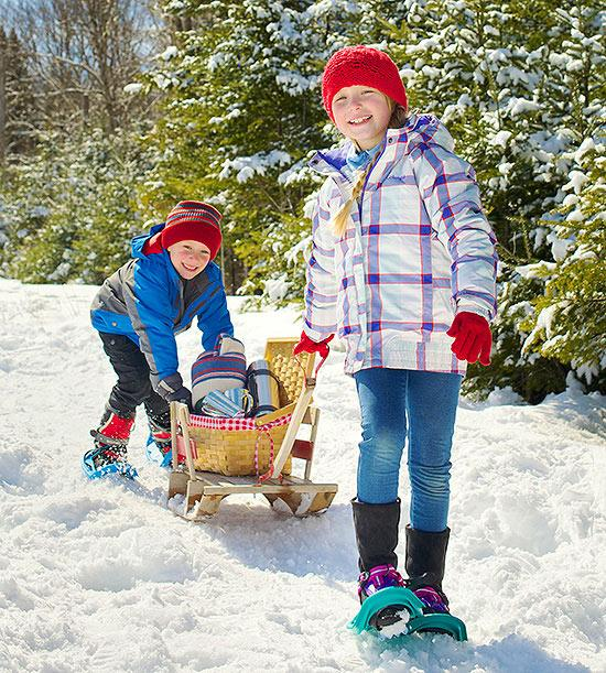 5 Ways to Get Your Child into Winter Sports