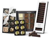 """<p><a class=""""link rapid-noclick-resp"""" href=""""https://go.redirectingat.com?id=127X1599956&url=https%3A%2F%2Fwww.hotelchocolat.com%2Fuk%2Fchocolate-subscriptions.html&sref=https%3A%2F%2Fwww.esquire.com%2Fuk%2Ffood-drink%2Fg34701978%2Ffood-drink-subscription-gifts%2F"""" rel=""""nofollow noopener"""" target=""""_blank"""" data-ylk=""""slk:SHOP""""><strong>SHOP</strong></a></p><p>There are a lot of different subscriptions here, including standard chocolate boxes and drinking chocolate, but the newest is probably the most interesting. The Inventing Room is a limited membership club where you'll get to try out new recipes at the earliest stages of production. It's extremely Willy Wonka. </p>"""
