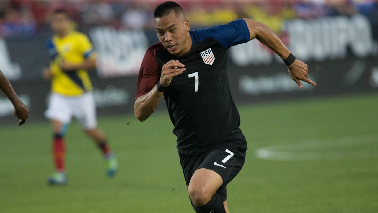 The United States showed Wednesday it's deeper than the team that crashed out of the Gold Cup in 2015, with several substitutes shining in a 1-0 win over Ecuador.