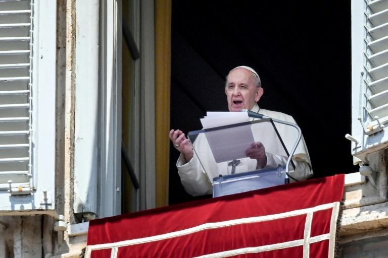 """Pope Francis paid tribute to Livatino as a """"martyr for justice and faith"""""""