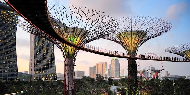 <p><img/></p>The Singaporean government recently unveiled one of the highest certifications yet under its green building rating system...