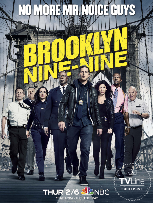 'Brooklyn Nine-Nine' Season 7 Key Art, Poster