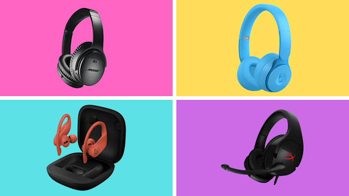The moment has come to get a great pair of premium headphones at an affordable price. (Photo: Yahoo Life)