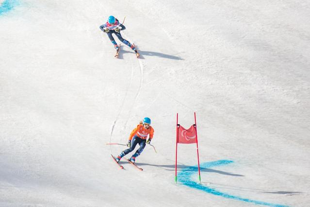 Winter Paralympics: Skier Kehoe hails best performance after scooping third medal