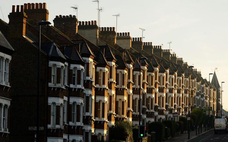 The Bank of England is enforcing stringent new rules on mortgage stress testing - PA
