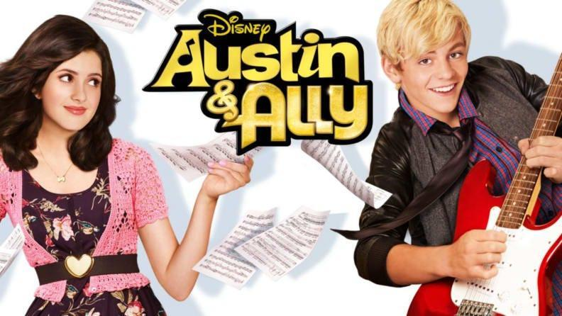 Opposites rock in Austin and Ally.