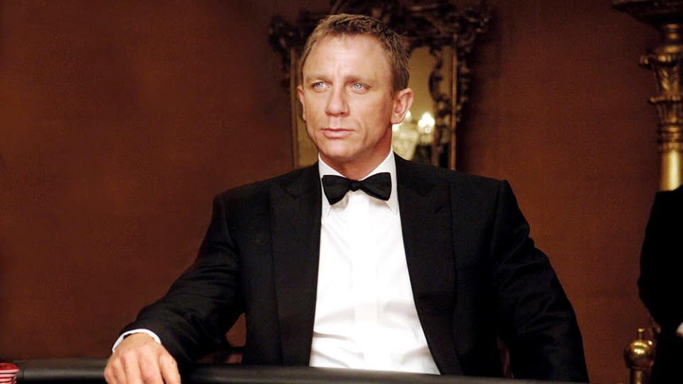 """""""Casino Royale"""" - Credit: ©Sony Pictures/Courtesy Everett"""
