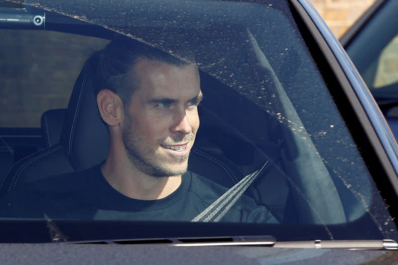 Bale says time felt right to return to Spurs