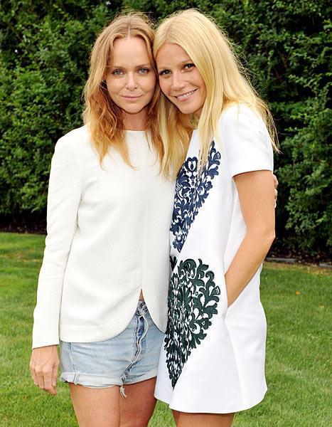 Gwyneth Paltrow Collaborates With Stella McCartney on New Collection, Pieces Start at $795