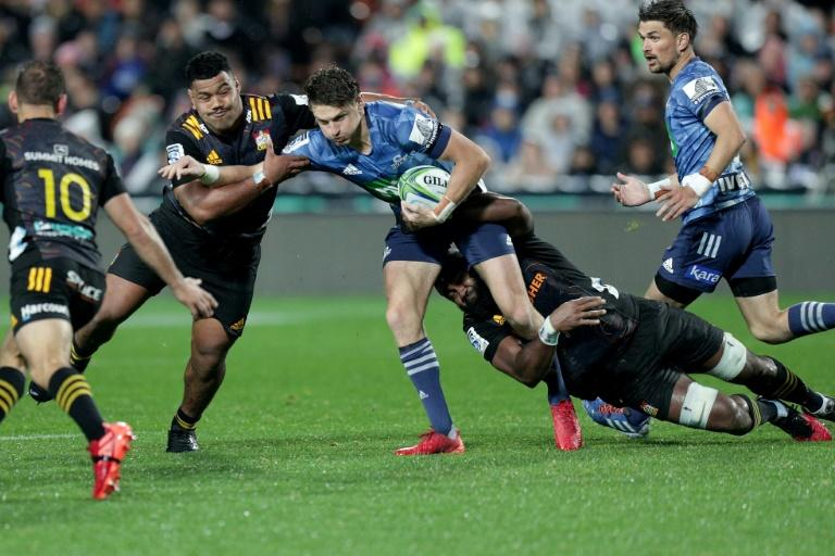 New Zealand Super Rugby match cancelled over coronavirus surge