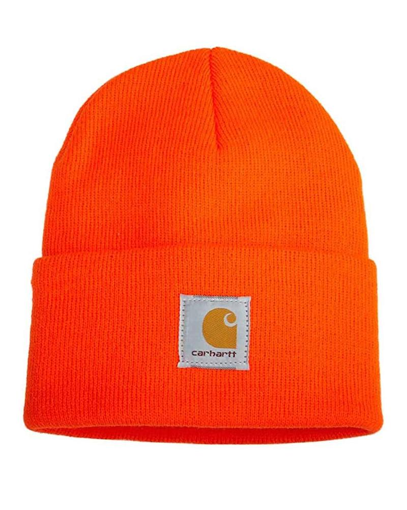95577b75d55 This Carhartt Beanie Is My Absolute Favorite Winter Accessory—and It ...