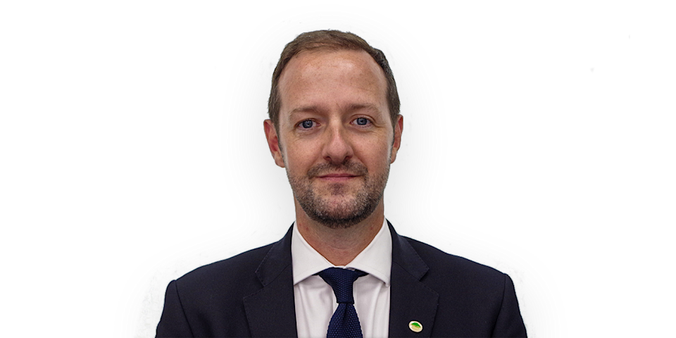 33) Rory Lamont, Executive Officer and Group Chief Procurement Officer, Hitachi Rail. Photo: Hitachi Rail