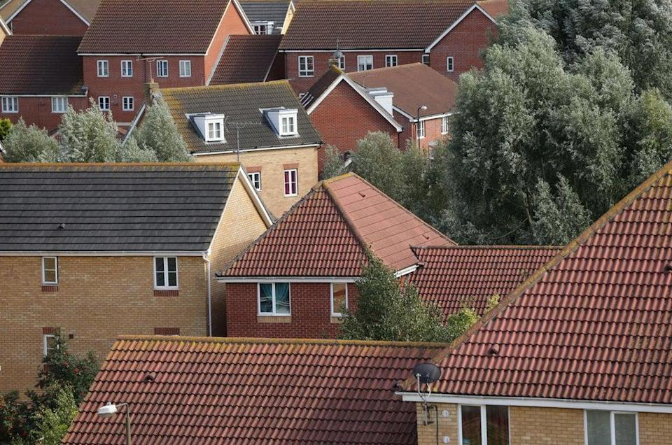 MoneySuperMarket said the choice of mortgage deals with rates below 1% has surged 400% since June (PA) (PA Archive)