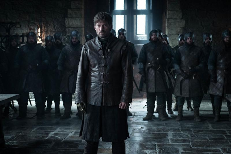Nikolaj Coster-Waldau as Jaime Lannister in <i>Game of Thrones</i>. (Photo: Helen Sloan/HBO)