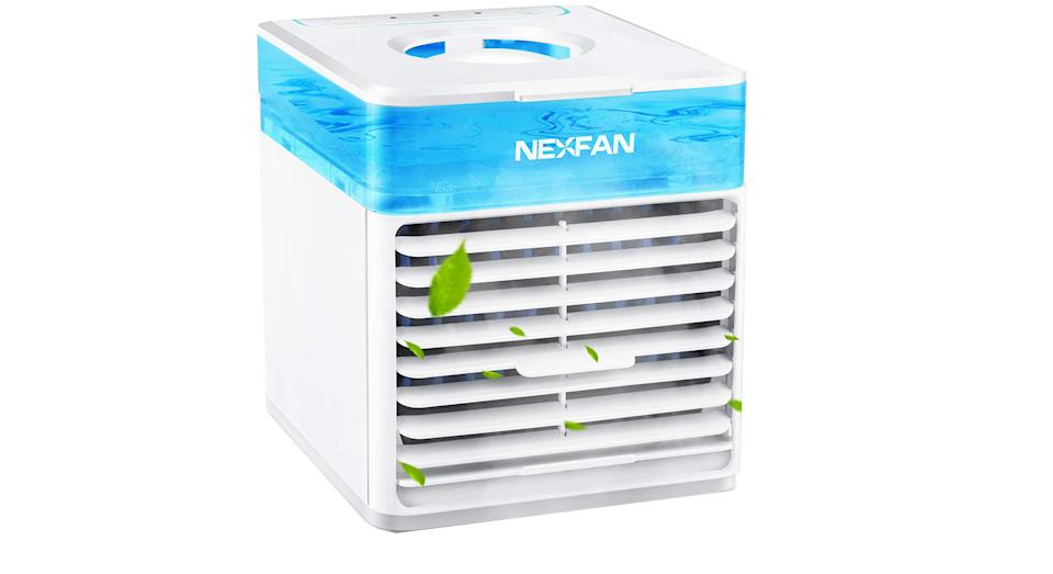 Top rated mini air conditioning units under £50 with next