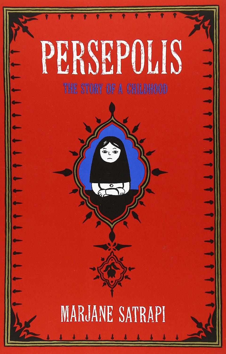 "<p><a href=""https://www.popsugar.com/buy?url=https%3A%2F%2Fwww.amazon.com%2FPersepolis-Childhood-Pantheon-Graphic-Novels%2Fdp%2F037571457X%2Fref%3Dtmm_pap_swatch_0%3F_encoding%3DUTF8%26qid%3D1488996360%26sr%3D1-1&p_name=%3Cb%3EPersepolis%3C%2Fb%3E%20by%20Marjane%20Satrapi&retailer=amazon.com&evar1=tres%3Auk&evar9=43250262&evar98=https%3A%2F%2Fwww.popsugar.com%2Flove%2Fphoto-gallery%2F43250262%2Fimage%2F43278352%2FPersepolis-Marjane-Satrapi&list1=books%2Cwomen%2Creading%2Cinternational%20womens%20day%2Cwomens%20history%20month&prop13=api&pdata=1"" class=""link rapid-noclick-resp"" rel=""nofollow noopener"" target=""_blank"" data-ylk=""slk:Persepolis by Marjane Satrapi""><b>Persepolis</b> by Marjane Satrapi</a></p>"