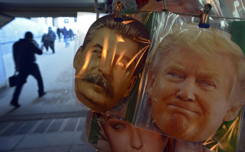 Russians Are Turning on Donald Trump