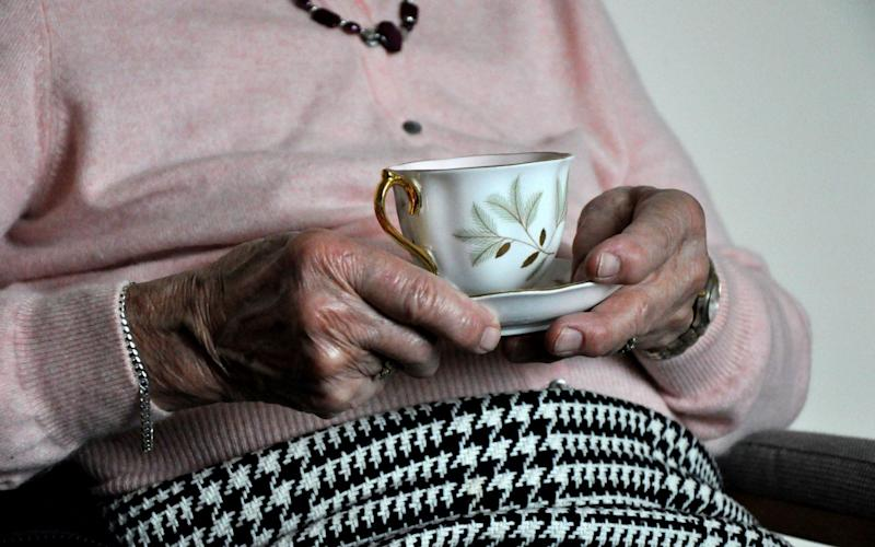 The number of over 85s in the UK is set to double within the next 25 years, new data reveals, amid fears of the social care crisis escalating.    - PA