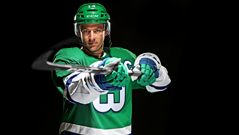 The Whalers Are Back(ish): Hurricanes Unveil Hartford-Inspired Third Jerseys