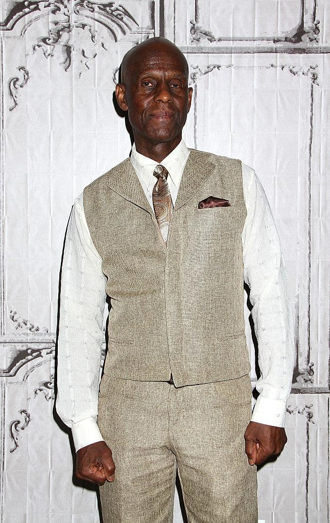 Fashion Entrepreneur Dapper Dan (Photo: Getty Images)