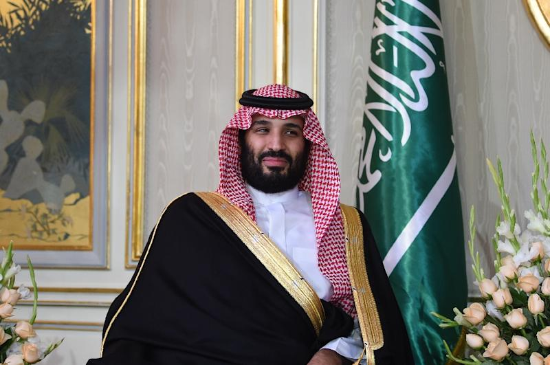 US President Donald Trump faces a deadline to designate those responsible for the murder of Saudi journalist Jamal Khashoggi, as US lawmakers publicly suspect the involvement of Saudi Arabia's Crown Prince Mohammed bin Salman (AFP Photo/FETHI BELAID)