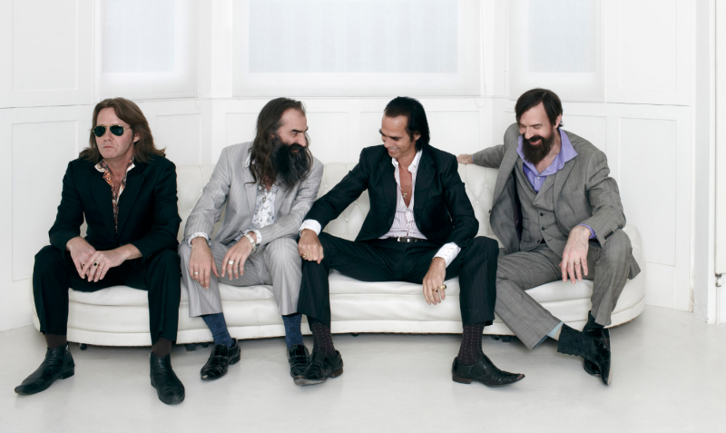 "Nick Cave hints at new Grinderman album from ""yet to be completed trilogy"""