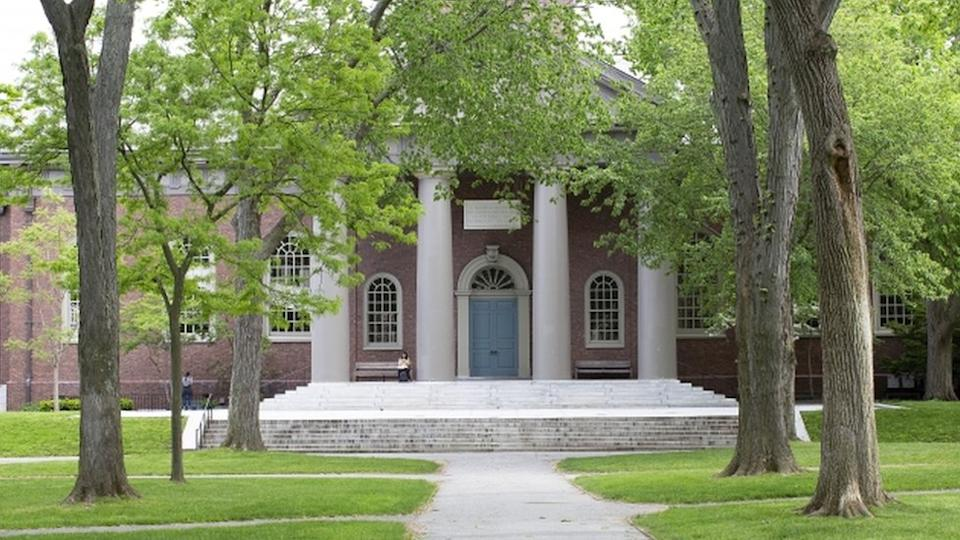 Harvard University has said all teaching will be moved online