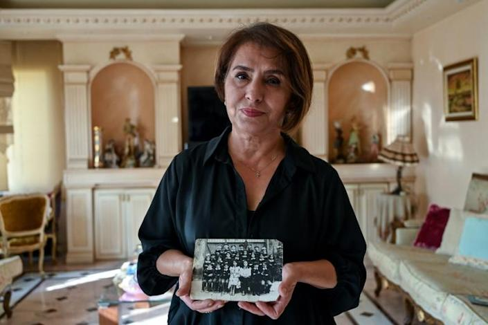 'I don't dare to turn on the television at home,' says Silva Ozyerli