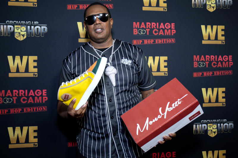 Master P has a diverse portfolio, including MoneYatti, his sneaker business.