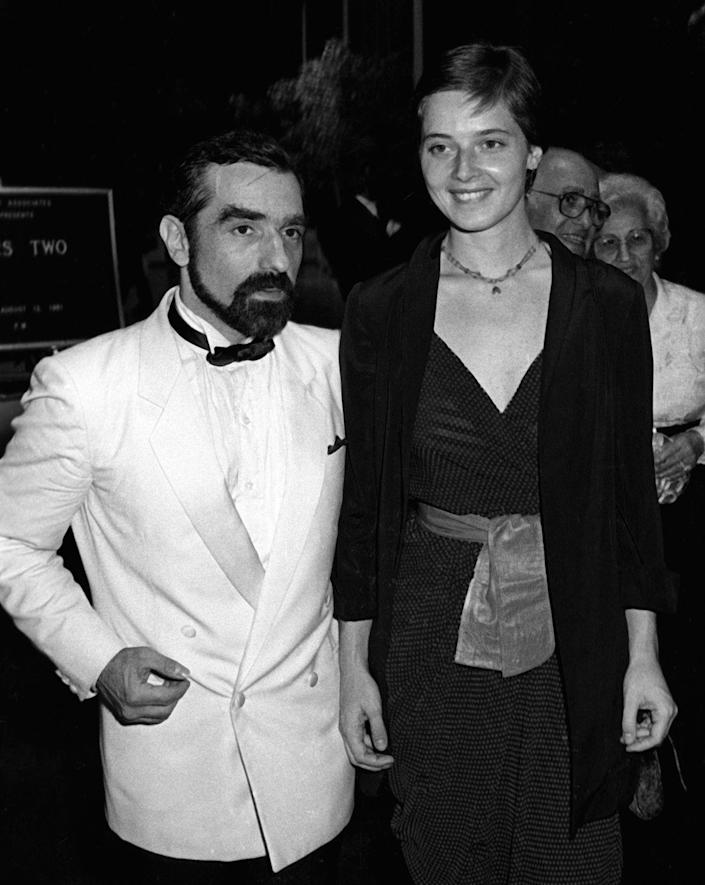 <p><em>Godfather</em> filmmaker Martin Scorsese has been wed four times, including to Italian actress Isabella Rossellini. They were married from 1979-1982.</p>