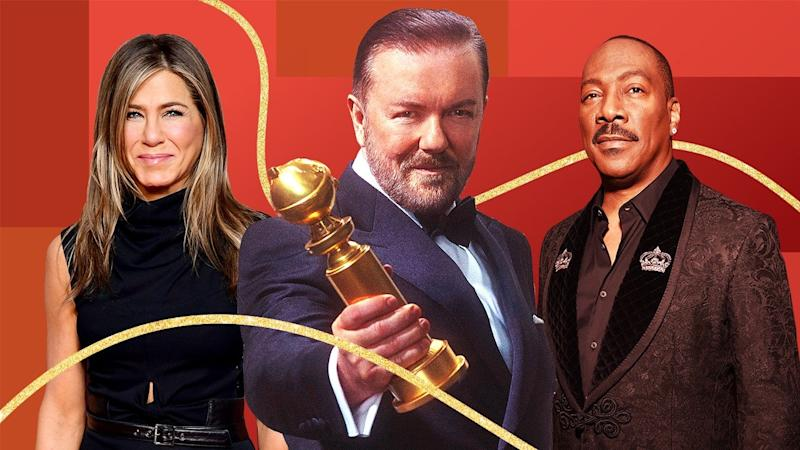 2020 Golden Globes: ET Will Be Live Blogging the Show