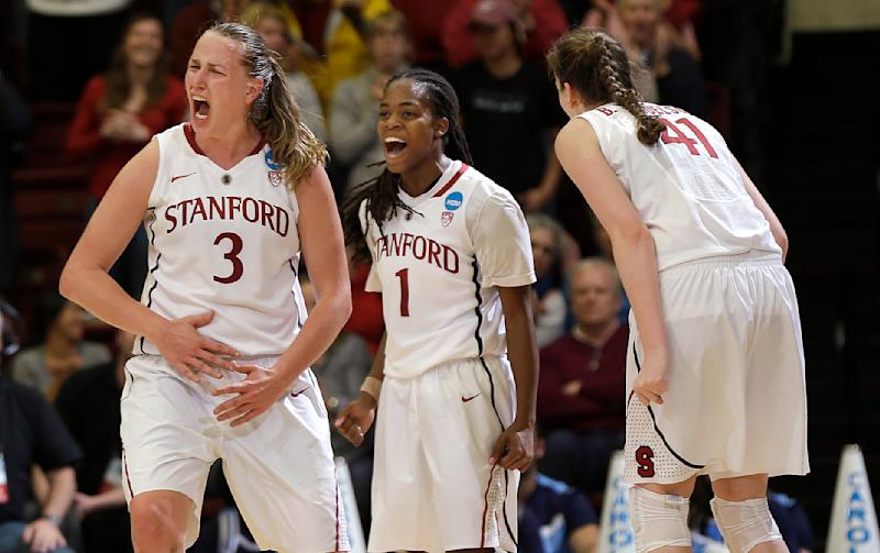 Ruef a surprise star in Stanford's Final Four run