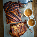 """<p>Rippled with thick, rich dark chocolate, this Eastern European sweet bread is delicious served for brunch.</p><p><strong>Recipe: <a href=""""https://www.goodhousekeeping.com/uk/food/recipes/chocolate-babka-recipe"""" rel=""""nofollow noopener"""" target=""""_blank"""" data-ylk=""""slk:Chocolate Babka"""" class=""""link rapid-noclick-resp"""">Chocolate Babka</a></strong></p>"""