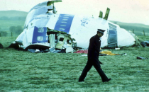 <p>Libyan nationals were responsible for the bombing of Pan Am Flight 103. In total, 270 people were killed – 243 passengers, 16 crew and 11 people on the ground where the plane fell in Lockerbie, Scotland. (Pic: Rex) </p>