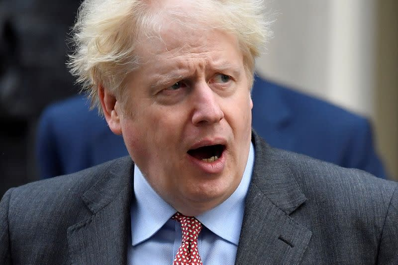 UK will do everything it can to save every job - PM Johnson