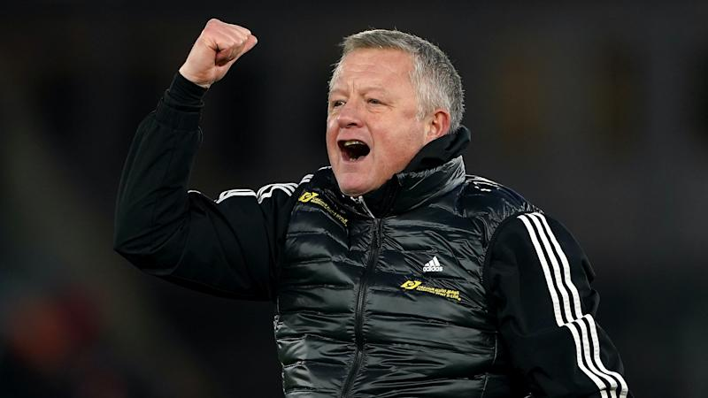 Chris Wilder hopes struggling Sheffield United can kick-start season at Arsenal