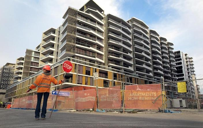 Sydney is imposing new taxes on foreigners buying homes amid growing concerns that a flood of mostly Chinese investors is crowding out locals (AFP Photo/William West)
