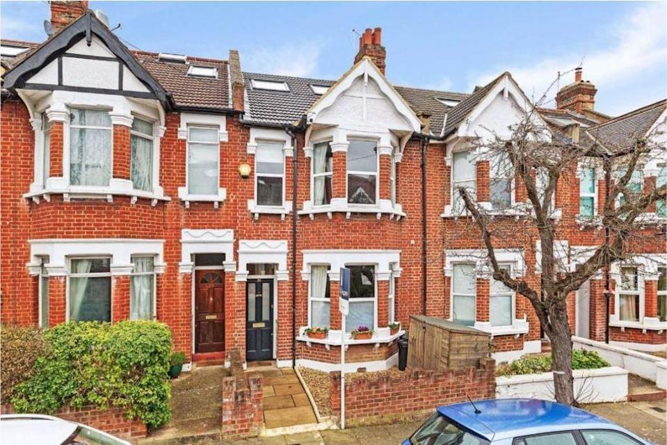 £800,000: a four-bedroom terraced house with a 45ft back garden in Furzedown, half a mile from Streatham Common train station. Call Aspire, 020 8012 2531