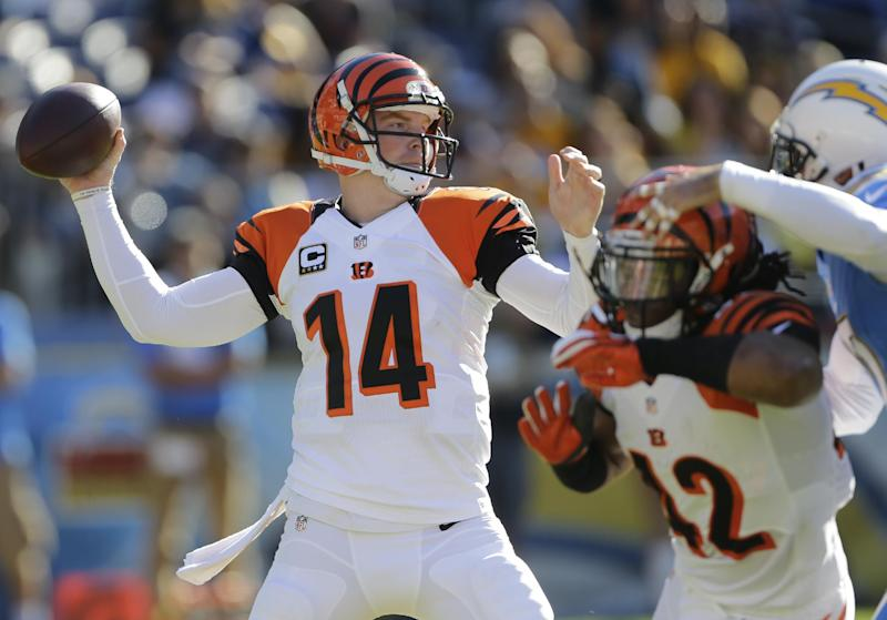 Whitworth could be moving inside Bengals' line