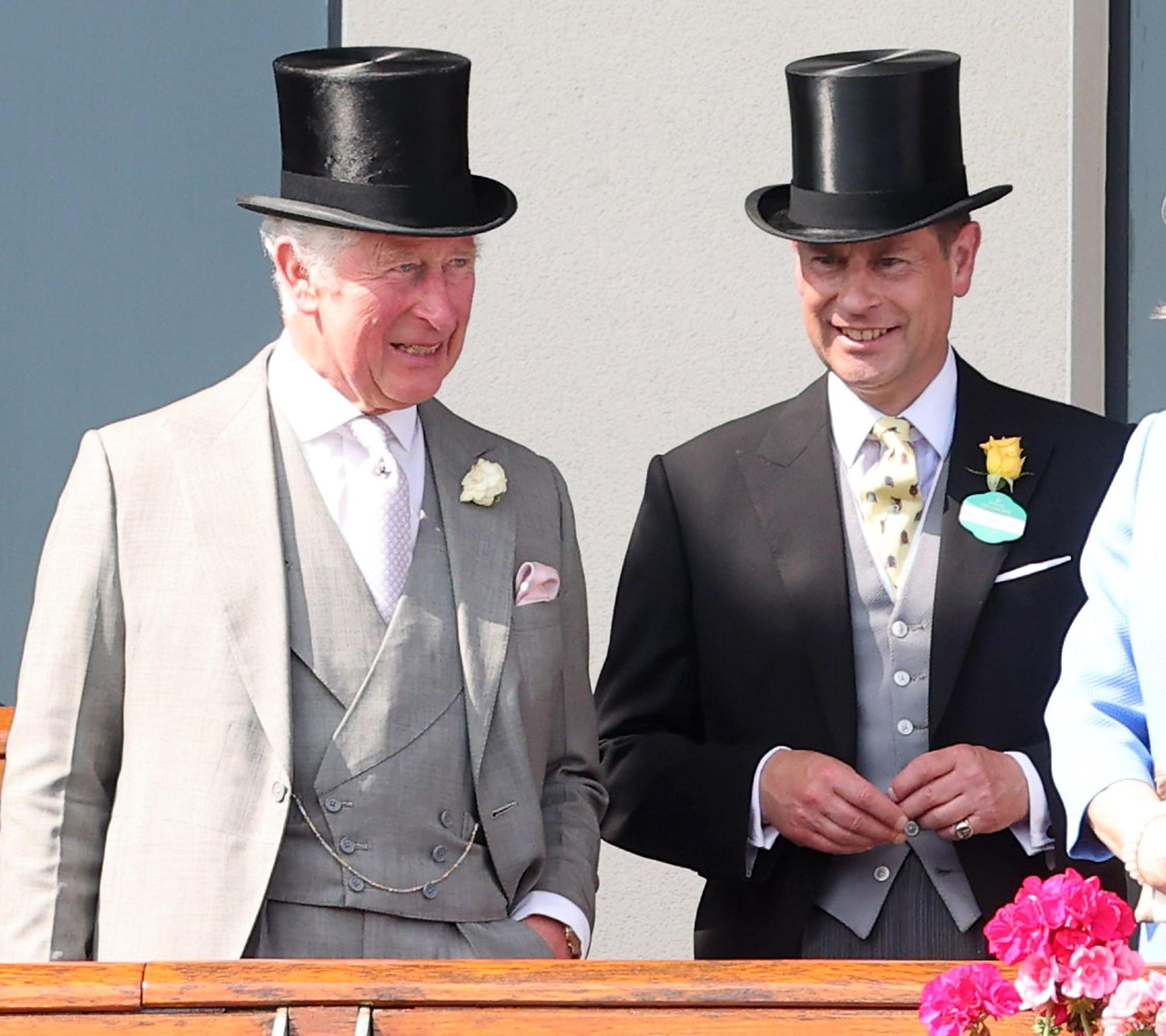 Prince Charles 'will make Prince Edward next Duke of Edinburgh', according to Queen's former aide