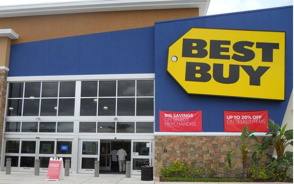 Best Buy Names Hubert Joly New CEO
