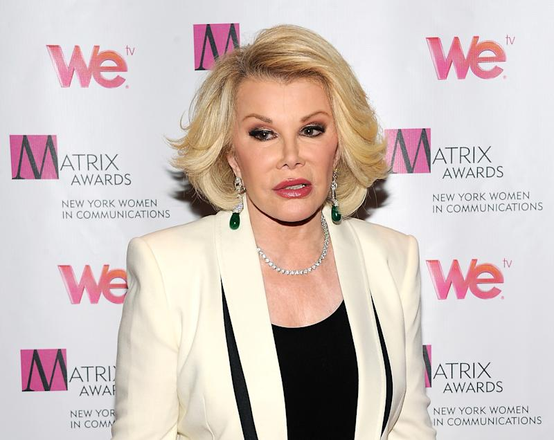 $15M condo lawsuit against Joan Rivers in NYC