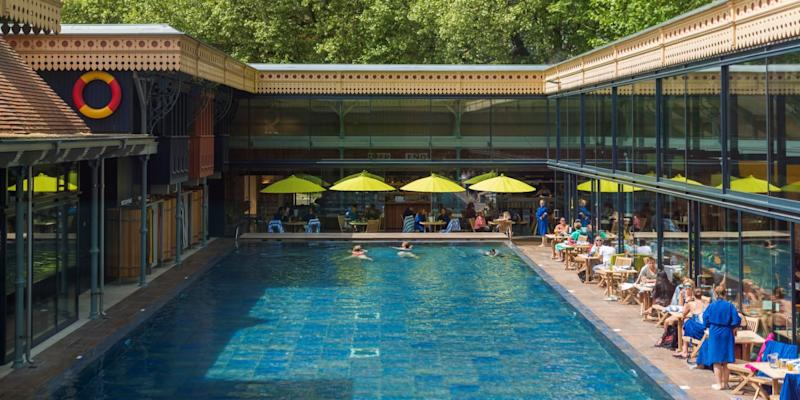 The Best Outdoor Swimming Spots In The Uk
